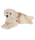 Peluche Golden Retriever allongé 60 cm