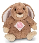 Doudou lapin marron 19 cm Hermann Teddy