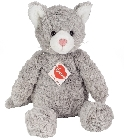 Doudou chat Minou Hermann Teddy 33 cm