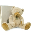 Peluche Calin'ours beige 35 cm