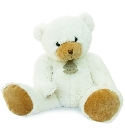 Calin'ours gm ivoire 50 cm