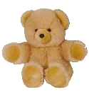 peluche Ours collection Prestige miel 60 cm
