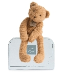 peluche Ours miel Sweety couture 38 cm