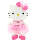 Peluches Hello Kitty ballerine 27 cm