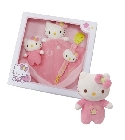peluche coffret doudou Hello Kitty Baby