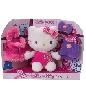 Coffret Hello Kitty dressing 20 cm