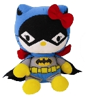 peluche Peluche Hello Kitty Batman 27 cm