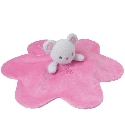 Doudou Luminou souris rose 31 cm