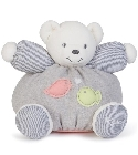 peluche Doudou Kaloo Zen ours medium tendresse