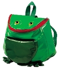 peluche Sac à dos grenouille Kidorable