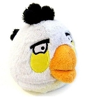 peluche Peluches Angry Birds blanc 20 cm