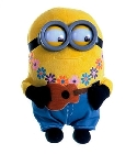 Peluche Minion Hawaii 28 cm