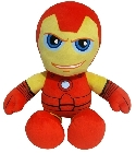 Peluche Marvel Superhéros Iron Man 30 cm