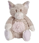 peluche Babiage Doodoo chat Kitty 27 cm