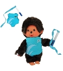 Peluche Kiki sports gymnastique et patinage