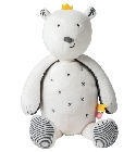 peluche Doudou Noukies Timeless Sam medium
