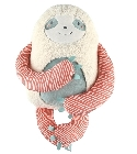 Peluche Moris le paresseux Noukies medium