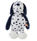peluche Doudou Noukies Aston le chien medium