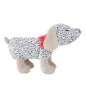 peluche Doudou Amy le chien Noukies medium