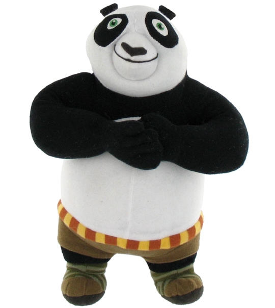 peluche kung fu panda imagui. Black Bedroom Furniture Sets. Home Design Ideas