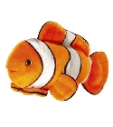 peluche Peluche Poisson clown 40 cm