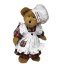 Peluche boyds ours_cuisinier