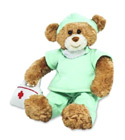 Peluche gund ours_infirmiers