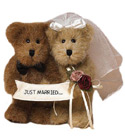 Peluche boyds ours_juste_marie