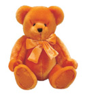 Peluche augustadubay ours_silky_orang