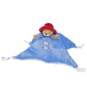 peluche Doudou Paddington mouchoir 25 cm
