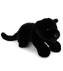 Peluche Panth�re noire f�lix 50 cm