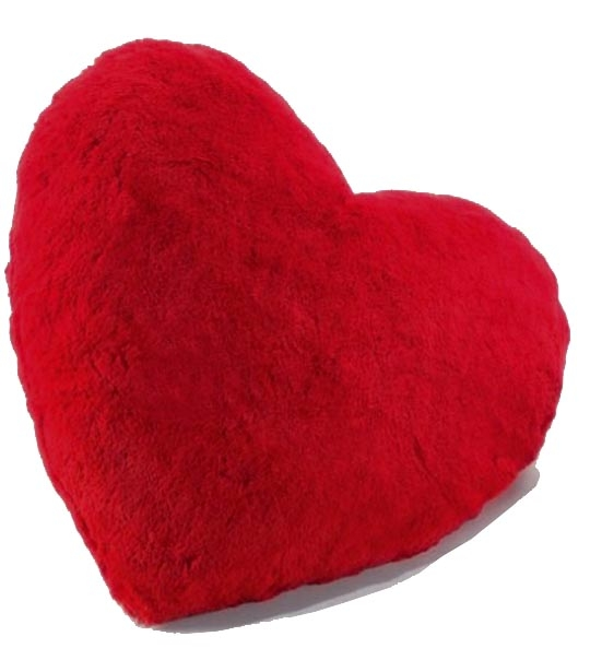 impression de l 39 article peluche coeur rouge saint valentin 40 cm chez doudou. Black Bedroom Furniture Sets. Home Design Ideas