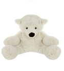 peluche Peluche Ours polaire Blanche