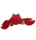 Peluche crabe Clangy
