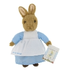 Peluche Mrs Rabbit 22 cm de Beatrix Potter