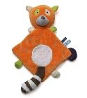 Coffret doudou Rhodi rhoda orange