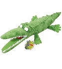 peluche Peluche The enormous crocodile 50 cm