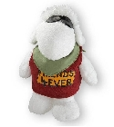 Peluche Mouton friends forever 20 cm