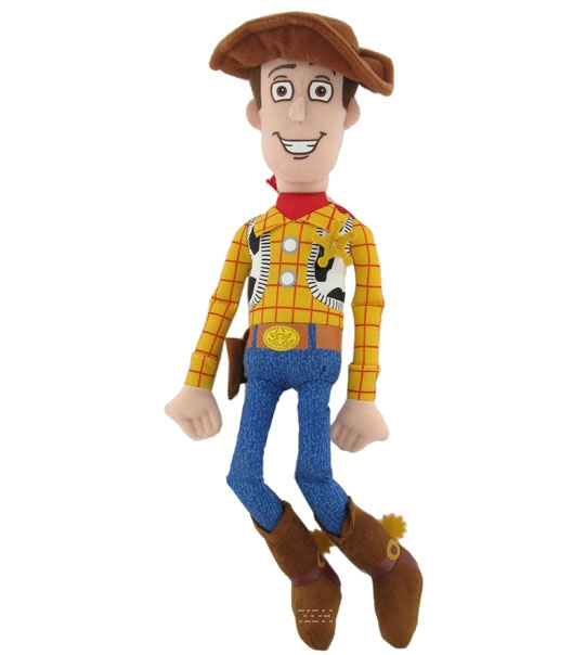 impression de l 39 article peluche woody de toy story chez. Black Bedroom Furniture Sets. Home Design Ideas