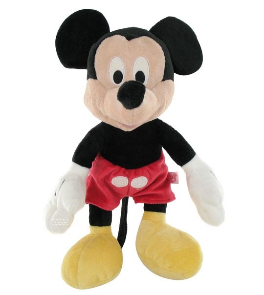 impression de l 39 article peluche disney mickey classic 35. Black Bedroom Furniture Sets. Home Design Ideas