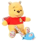 peluche Peluche Winnie good morning musical