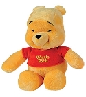 Peluche Disney Winnie flopsies too 35 cm