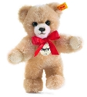 peluche Ours Teddy Molly blond 24cm