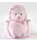 Peluche Herisson rose tartine et chocolat