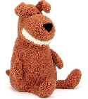 Peluche Jellycat chien Toothy 36 cm