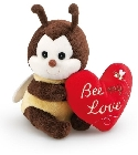 Peluche Trudini Bee my love