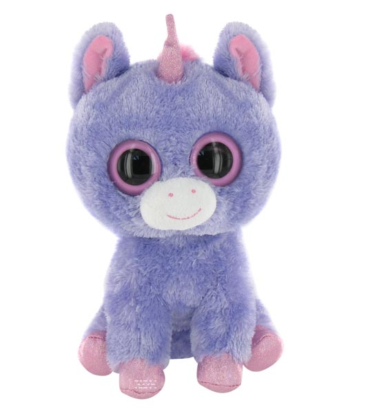 impression de l 39 article peluche beanie boo rainbow la licorne chez doudou. Black Bedroom Furniture Sets. Home Design Ideas