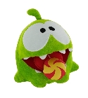peluche Peluche Cut the Rope candy sonore 15 cm