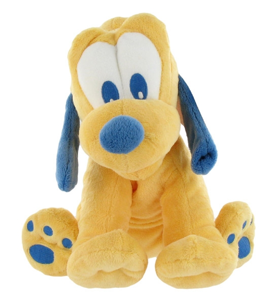 impression de l 39 article peluche pluto le chien disney en. Black Bedroom Furniture Sets. Home Design Ideas