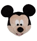 peluche Coussin tête Mickey Mouse